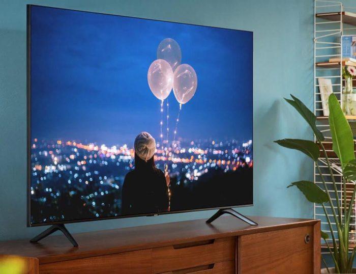 TV 4K Samsung TU8000