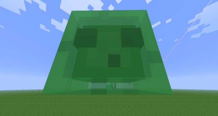 Slime Minecraft / Felipe Vinha / Reprodução