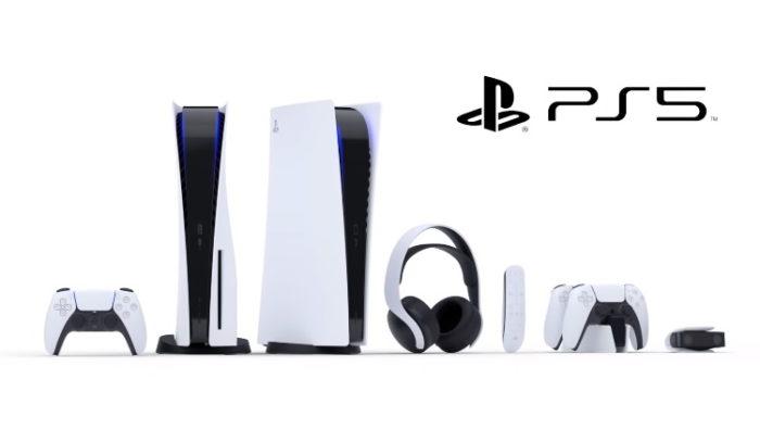 PlayStation 5 e acessórios