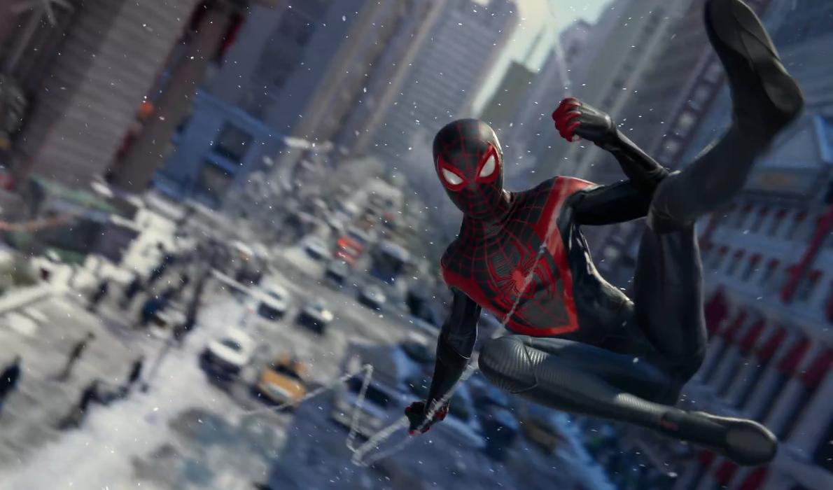 Spider-Man: Miles Morales para PS5 será (bem) menor que jogo ...