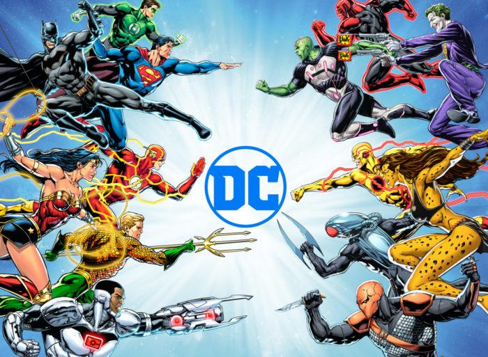 spotify dc comics warner