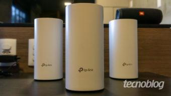 TP-Link Deco M4: Wi-Fi de alta velocidade na casa inteira
