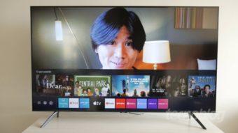 TV 4K Samsung TU8000 Crystal UHD: temos um avanço