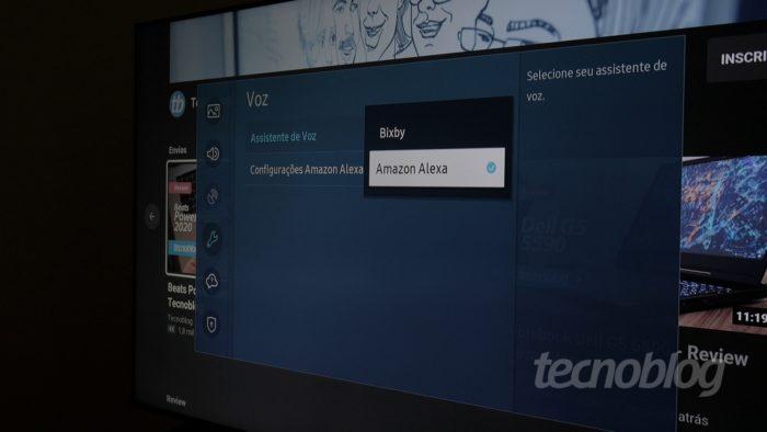 TV 4K Samsung TU8000 Crystal UHD - Review