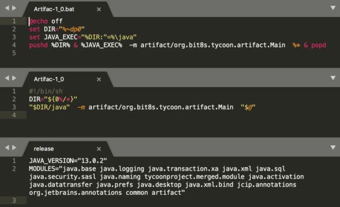 Ransomware Tycoon - código
