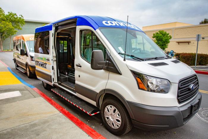 Uber oferecerá serviço de vans em parceria com Marin Transit