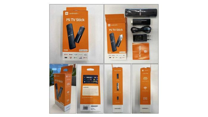Unboxing do Xiaomi Mi TV Stick (Foto: Reprodução/AliExpress)