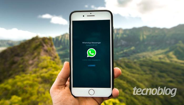 WhatsApp Beta libera opção para silenciar grupos e conversas para sempre (Imagem: Tatiana Vieira/Tecnoblog)