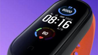 Xiaomi lança Mi Band 5 com tela maior e carregador magnético