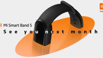Xiaomi Mi Smart Band 5, versão global da Mi Band 5, chega em julho