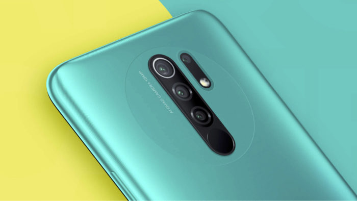 Xiaomi Redmi 9 (Foto: Divulgação/Xiaomi Espanha)