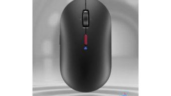 Xiaomi anuncia mouse sem fio com assistente virtual e microfone