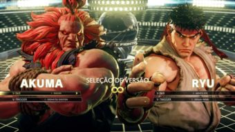 3 truques com o Akuma em Street Fighter V