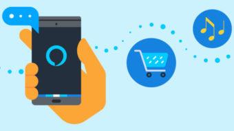Amazon Alexa vai abrir apps no Android e iOS com comandos de voz