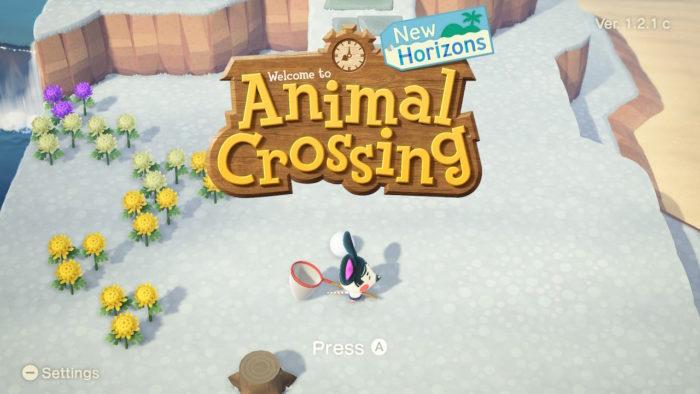 Animal Crossing: New Horizons / Felipe Vinha / Reprodução