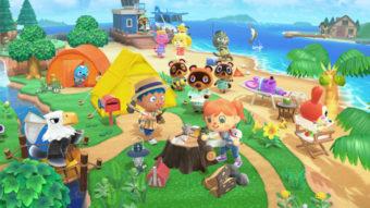 Como fazer backup da sua ilha em Animal Crossing: New Horizons