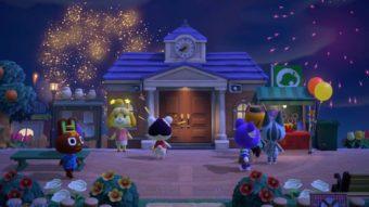 Update de Animal Crossing traz backup na nuvem e viagem por sonhos