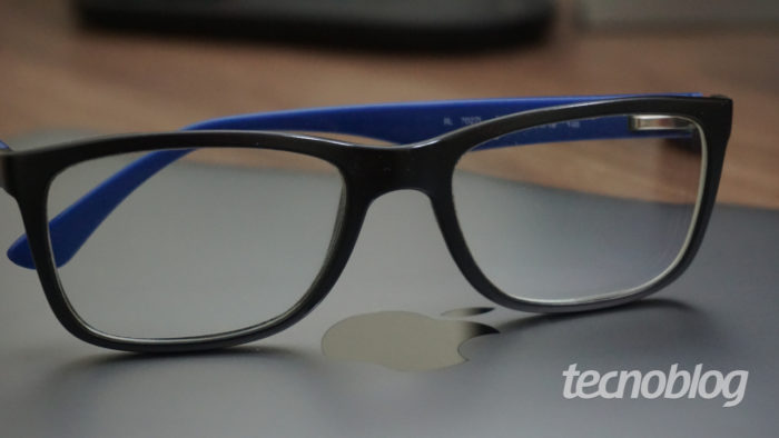 apple oculos realidade aumentada