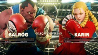 3 truques com o Balrog em Street Fighter V