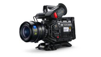 Câmera da Blackmagic filma em 12K a 60 fps e custa US$ 9.995