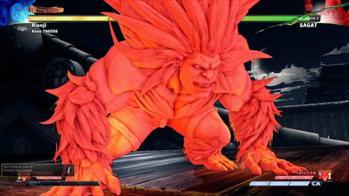 3 truques com o Blanka em Street Fighter V / Felipe Vinha / Reprodução