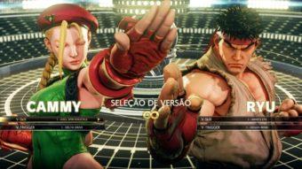 3 truques com a Cammy em Street Fighter V