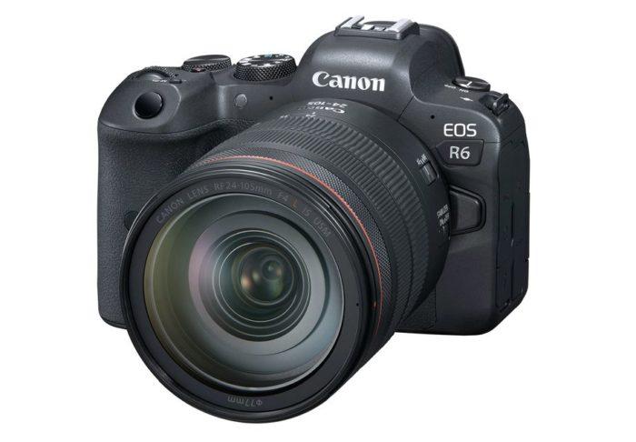 Canon EOS R6 (Foto: Divulgação/Canon)