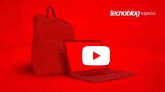 Não entendi na escola, mas aprendi no YouTube