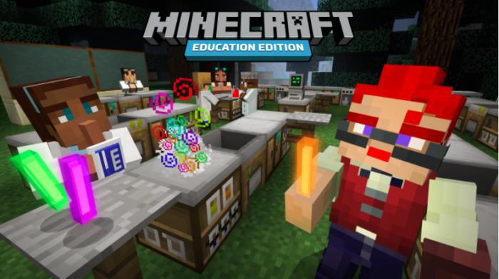 Elementos no Minecraft Education: saiba como tudo funciona / Felipe Vinha / Reprodução