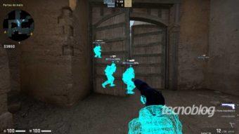 Cheats e Hacks causam banimento em CS:GO; entenda