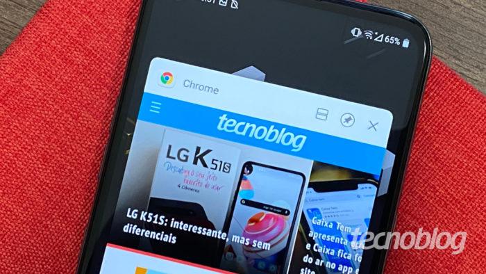 chrome android app tecnoblog