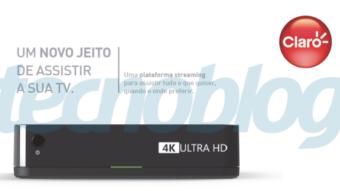 Claro confirma lançamento de serviço de streaming com TV Box