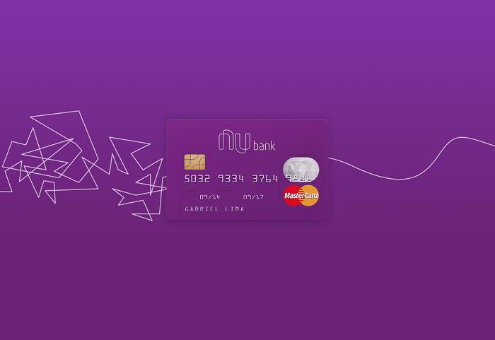 Cartão de crédito do Nubank (Imagem: Divulgação/Nubank)