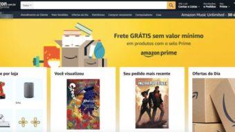 Como cancelar uma compra na Amazon