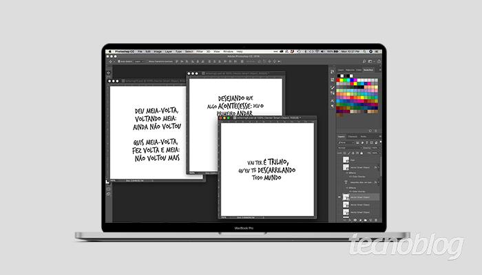 Como exportar arquivos em formatos gráficos no Photoshop