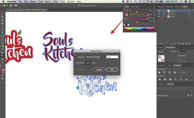 Como fazer uma sombra no Illustrator