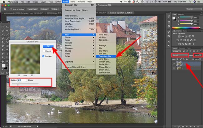 Como melhorar a qualidade de uma imagem no Photoshop