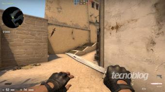 Como testar e usar comandos de facas em CS:GO [Offline]