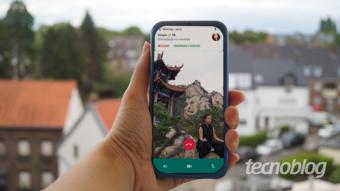 WhatsApp bate recorde de chamadas de voz e vídeo no Ano Novo