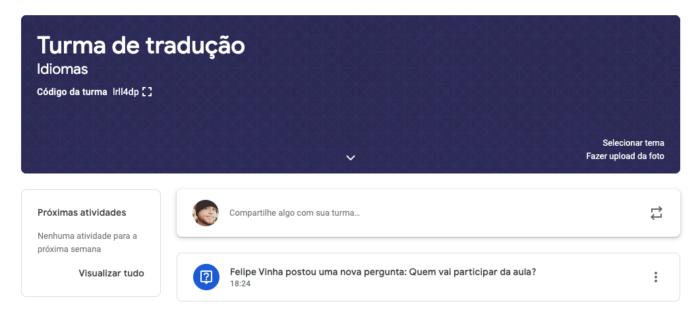 Como usar o Google Meet / Felipe Vinha / Reprodução