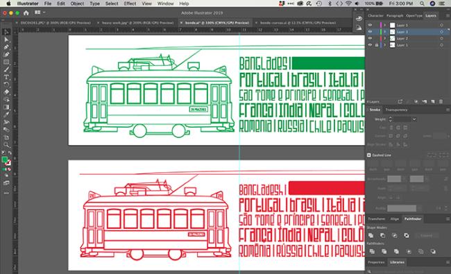 Como vetorizar uma imagem no IllustratorComo vetorizar uma imagem no Illustrator