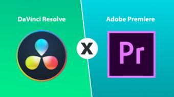 DaVinci Resolve ou Adobe Premiere?