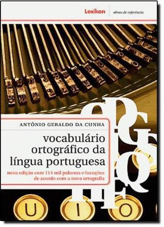 Dicionário Antônio Geraldo da Cunha/Reprodução