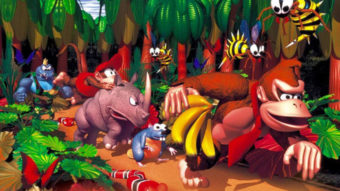 Como baixar Donkey Kong Country no eShop do Nintendo Switch