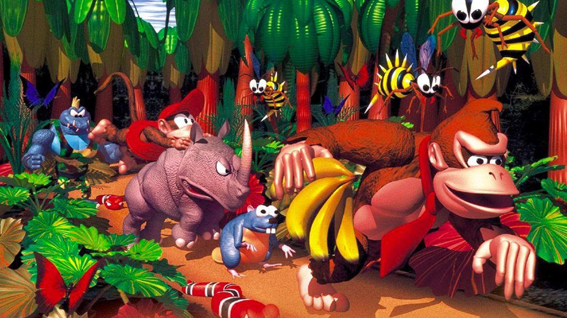 Donkey Kong Country é um dos jogos de julho no Nintendo Switch Online |  Jogos | Tecnoblog