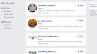 Facebook remove grupo anti-máscara por conta de desinformação