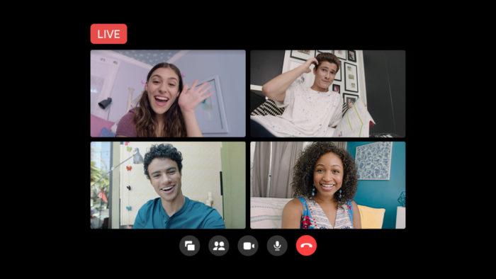 Facebook Messenger Rooms Live (Foto: Divulgação/Facebook)