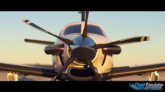 Microsoft Flight Simulator 2020 terá beta fechado em 30 de julho
