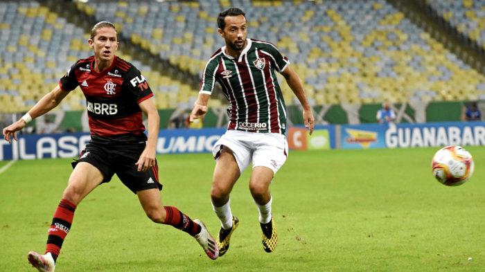 Partida entre Fluminense e Flamengo quebra recorde de live no Youtube (Foto: Mailson Santana/Fluminense)