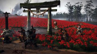 Ghost of Tsushima e mais 100 jogos de PS4 têm desconto na PSN